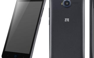 ZTE — последние модели смартфонов, новинки производителя