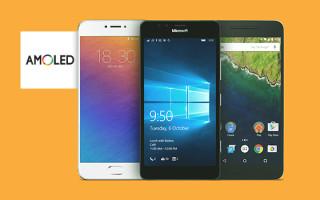 ТОП-10 лучших смартфонов с дисплеем AMOLED и Super AMOLED