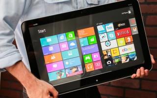 ТОП-10 планшетов с большим экраном