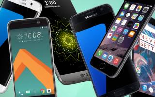 Самые продаваемые смартфоны в России и мире