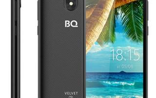 BQ 5302G Velvet 2 — цена и характеристики