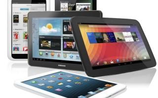 Лучшие недорогие (до 5 тысяч) планшеты