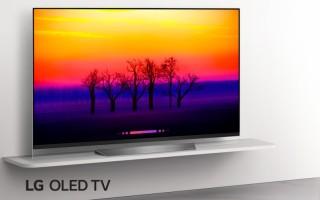 Обзор технологии OLED и лучших телевизоров на ее основе