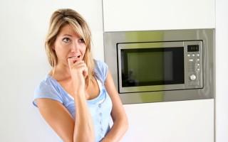 Вред микроволновой печи — чем опасен бытовой прибор?