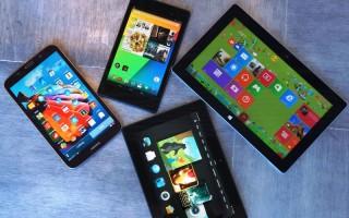 Рейтинг лучших бюджетных планшетов