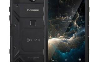 DOOGEE S60 Lite — цена и характеристики