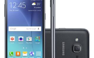 Samsung Galaxy J2 (2018) — цена и характеристики