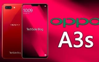 OPPO A3s — цена и характеристики