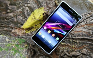 Sony Xperia XZ1 Compact — цена и характеристики