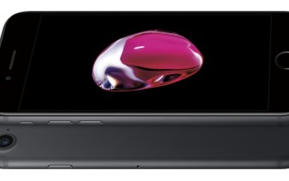 Apple iPhone 7 — цена и характеристики