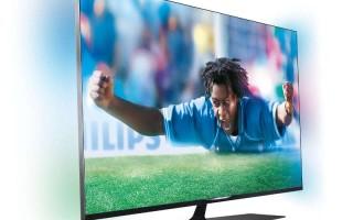 Ультратонкие телевизоры