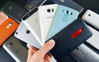 Топ красивых и модных телефонов 2020 года (декабрь)