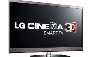 Рейтинг телевизоров с 3D и Smart TV в 2019 году (декабрь)