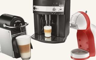 Лучшие модели кофемашин для дома 2019 года (декабрь)