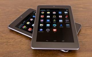 ТОП-5 лучших и мощных планшетов