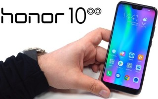 Honor 10 — цена и характеристики