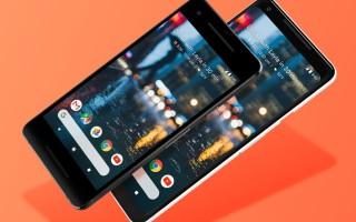 Google Pixel 2 — цена и характеристики
