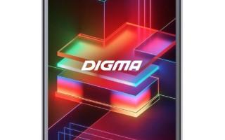 Digma LINX X1 3G — цена и характеристики