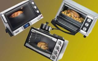 ТОП-20 лучших мини-печей для кухни