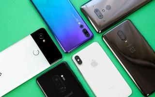 Рейтинг производителей смартфонов 2019 (ноябрь)