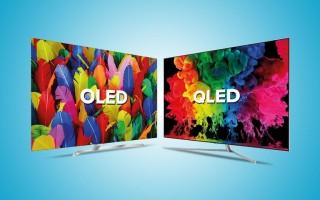 Что такое oled и qled телевизоры и какой из них лучше