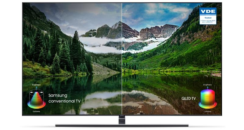 Телевизор Samsung QE 75 Q9FNA