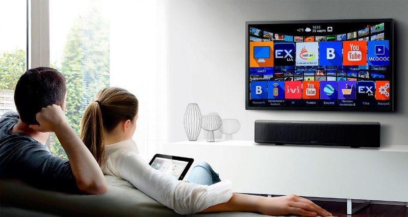 Smart TV 27 дюймов