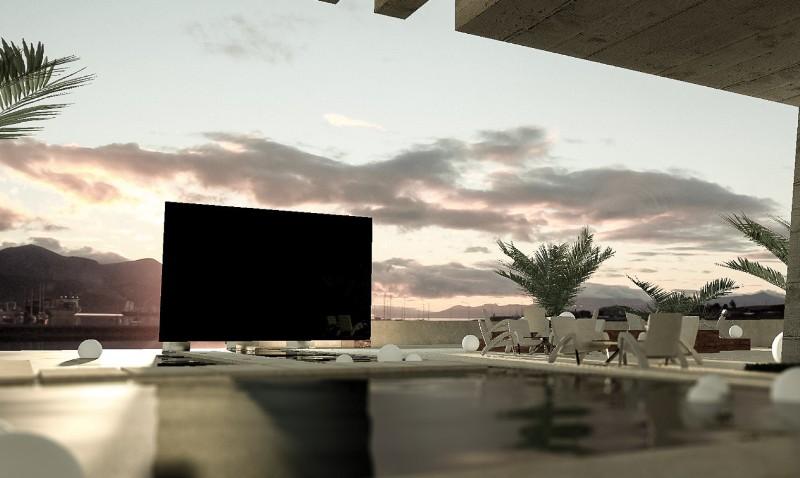 Titan Zeus Ultra HD TV - телевизор с самой большей в мире диагональю