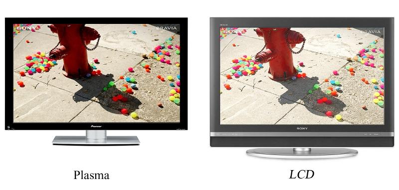 Плазма и ЖК ТВ