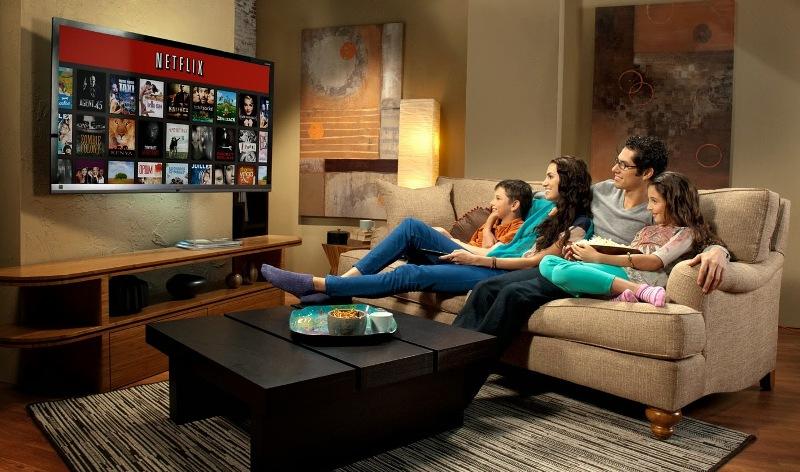 телевизор с большой диагональю