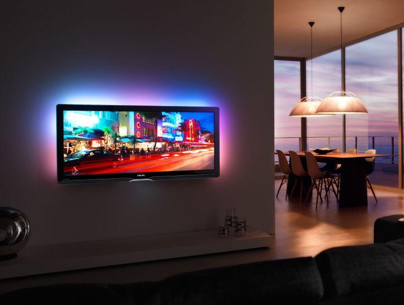 яркость плазменного телевизора