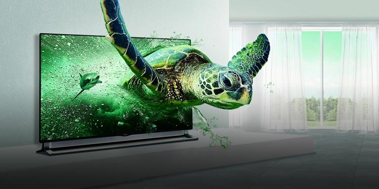 Телевизоры 3D