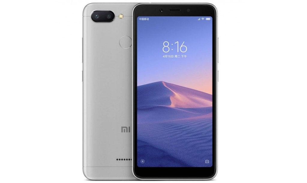 XiaomiRedmi6A