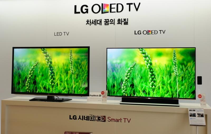 LED и OLED телевизоры