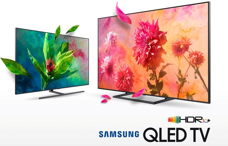 QLED от Samsung
