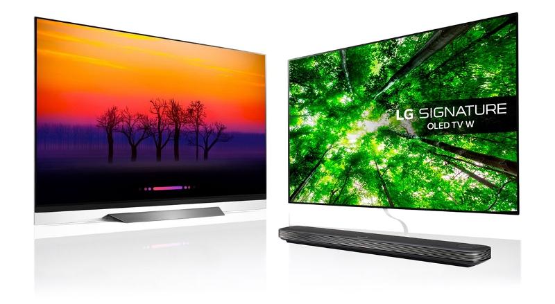 Объем цвета LED и OLED телевизоров