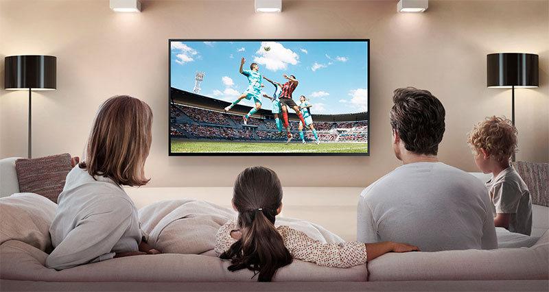 выбрать оптимальное разрешение для телевизора