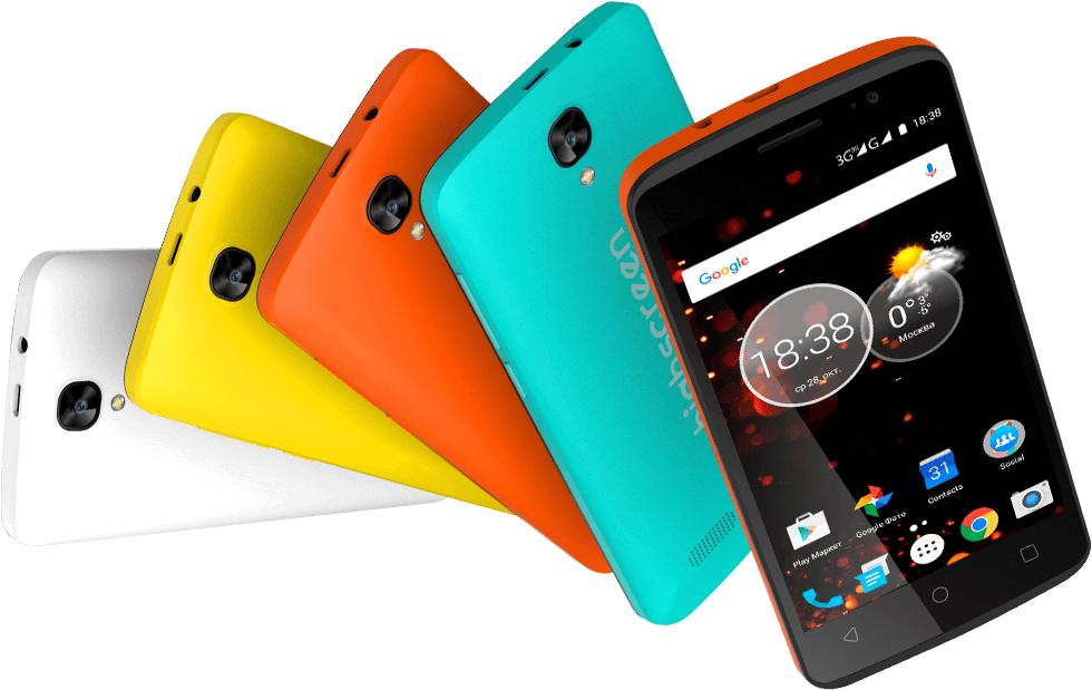 Лучшие смартфоны до 4000 рублей