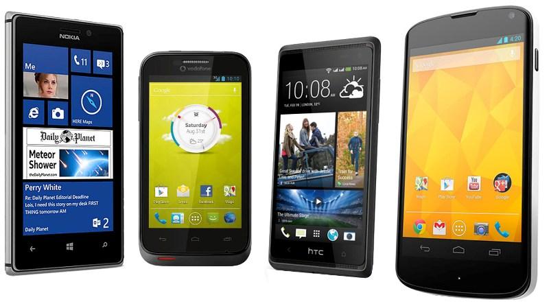 смартфоны до 5000 рублей