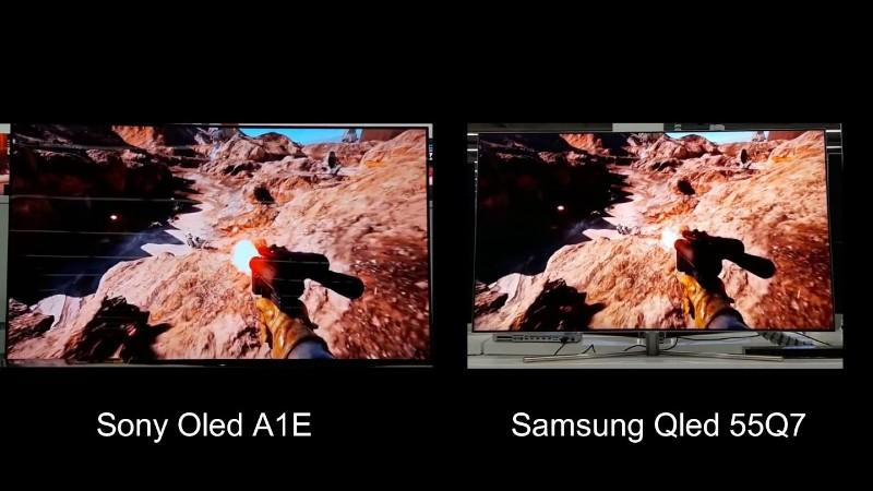 Сравнение телевизоров Sony и Samsung