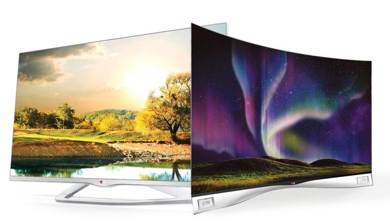 Цветопередача QLED и OLED телевизоров