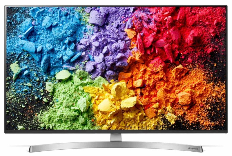 Телевизор с 10 битной матрицей