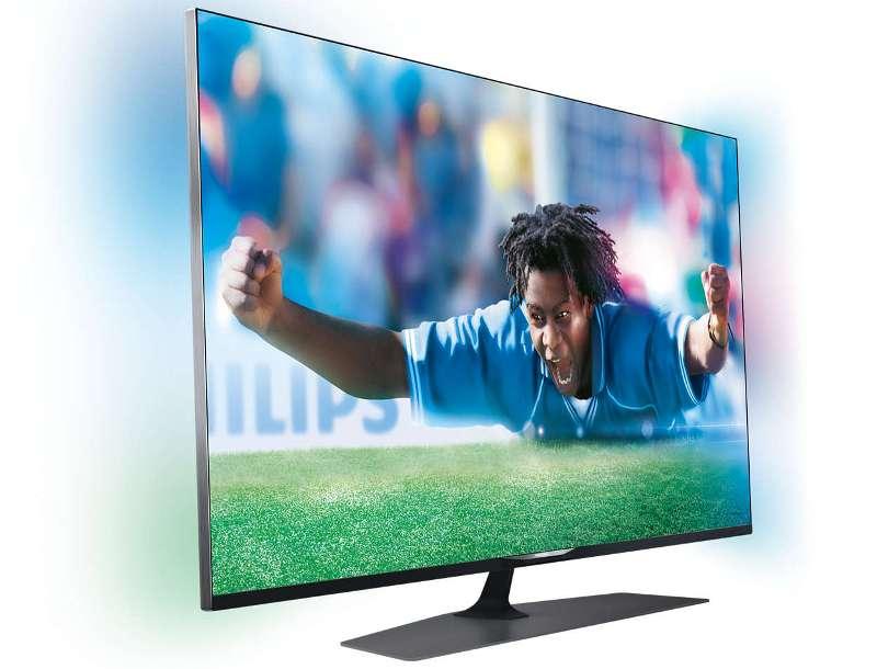 Ультратонкий телевизор