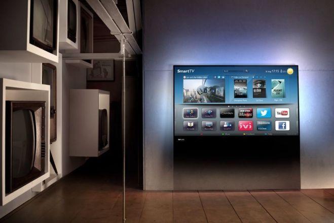 Эволюция в телевизорах