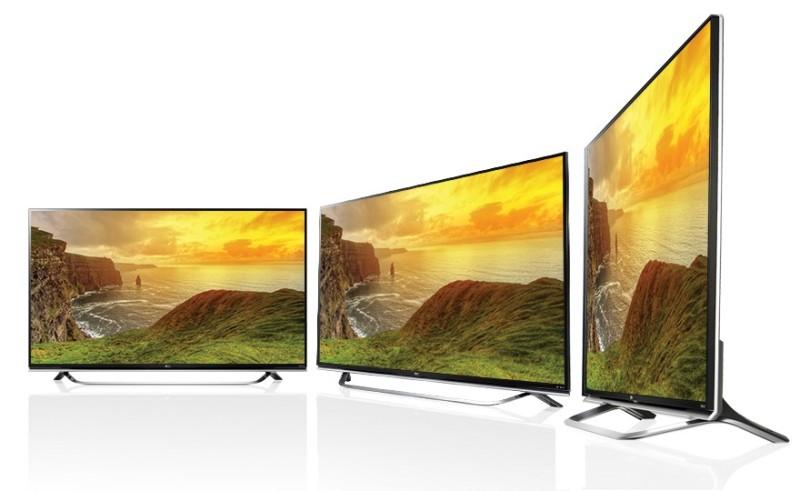 Виды матриц телевизоров