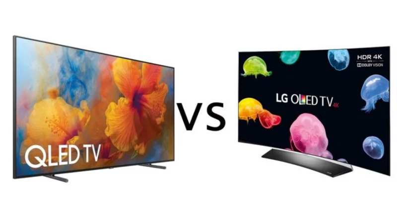 Выбор QLED или OLED телевизоров