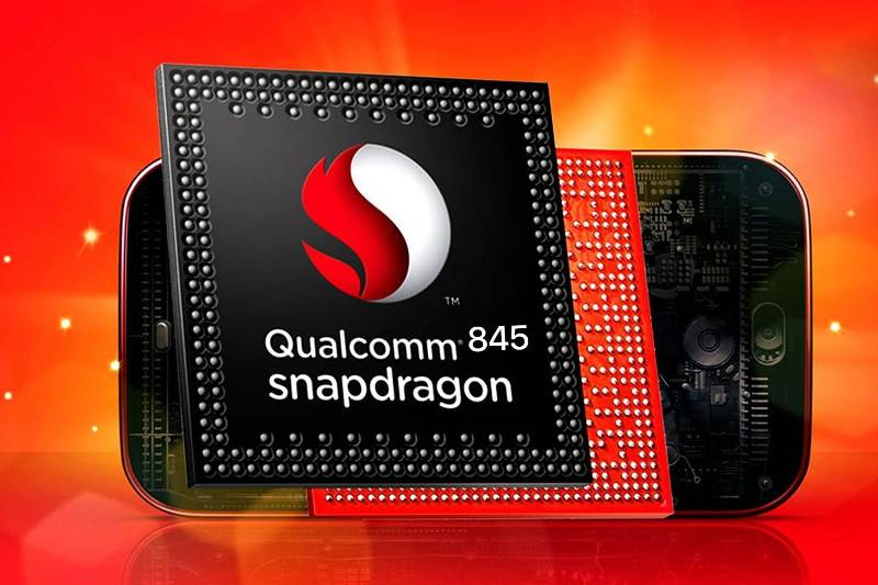 Qualcomm® Snapdragon™ 845