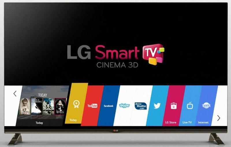 Smart TV в LG