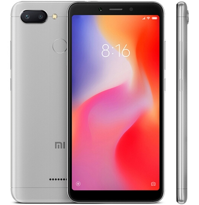 Xiaomi Redmi 6 4/64GB