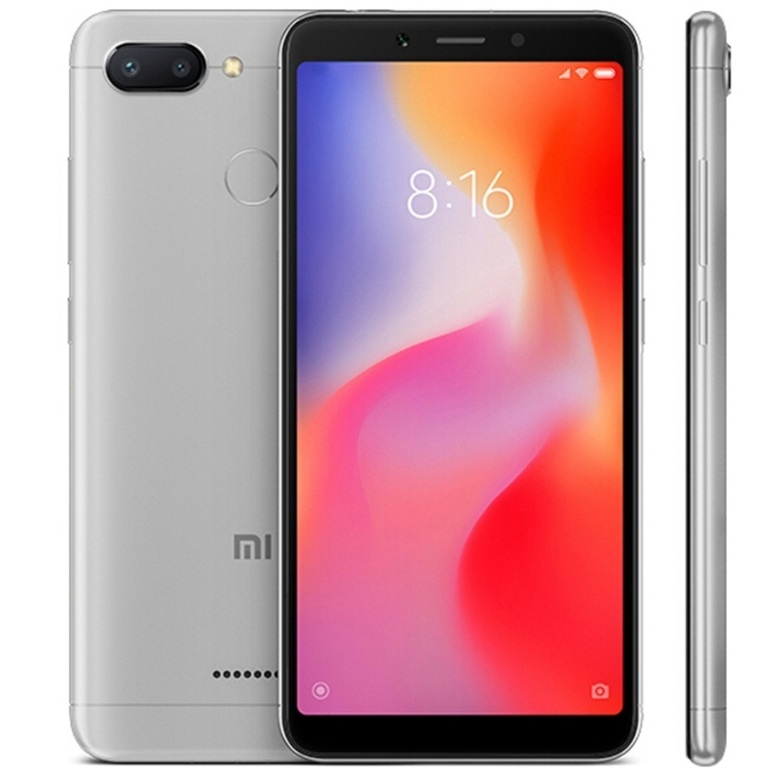 Xiaomi Redmi 6 3/64GB